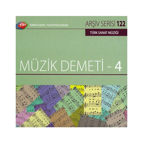 TRT Arşiv Serisi 122: Müzik Demeti 4