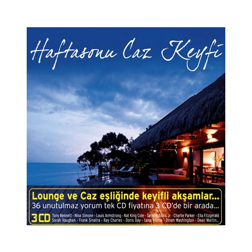 Haftasonu Caz Keyfi (3 CD)