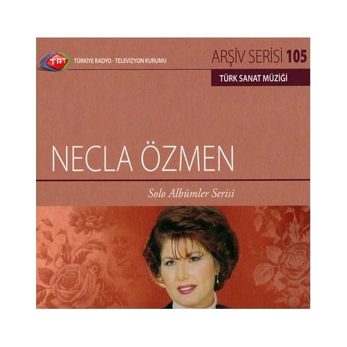 TRT Arşiv Serisi 105: Necla Özmen / Solo Albümler Serisi