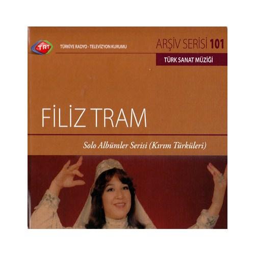 TRT Arşiv Serisi 101: Filiz Tram / Solo Albümler Serisi