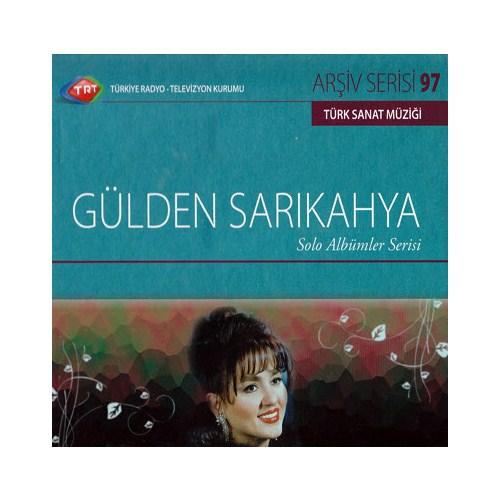 TRT Arşiv Serisi 097: Gülden Sarıkahya - Solo Albümler Serisi