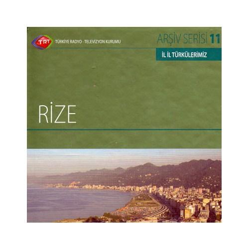 TRT Arşiv Serisi 011: İl İl Türkülerimiz - Rize