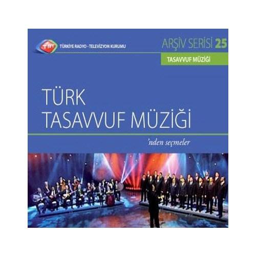 TRT Arşiv Serisi 025: Türk Tasavvuf Müziği'nden Seçmeler