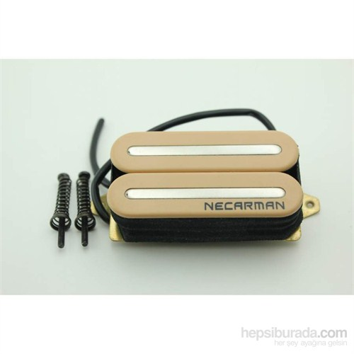 Necarman Nk44 Elektro Saz Manyetiği Krem