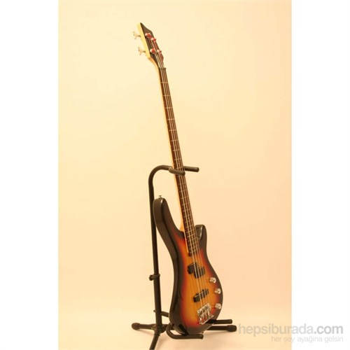 Yissi 4 Telli Bass Gitar Gün Batımı