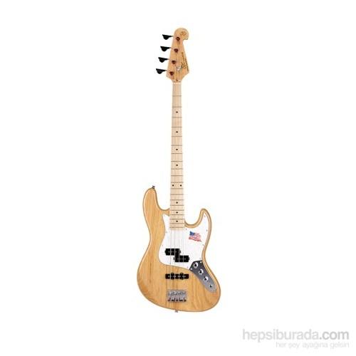 SX SPJ/ASH/NA Bass Gitar