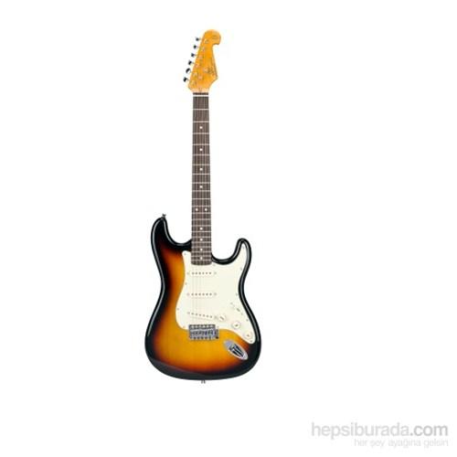 Sx Sst62 3Ts Elektro Gitar