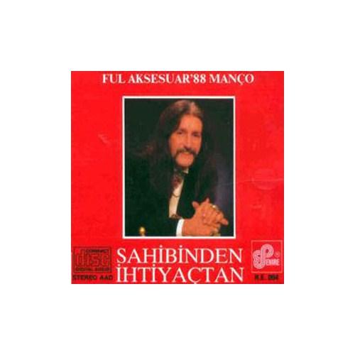 Barış Manço - Sahibinden İhtiyaçtan (CD)