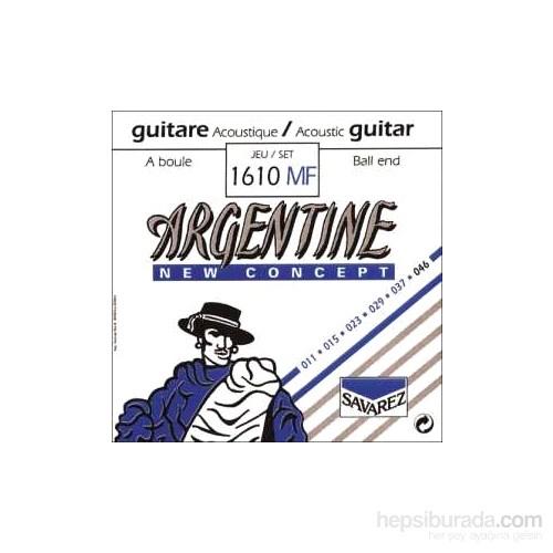 Akustik Gitar Tel Set Arjantin