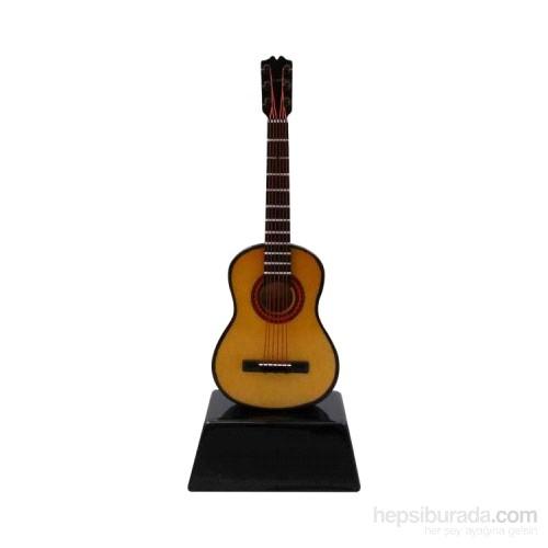 Standlı Gitar Minyatür