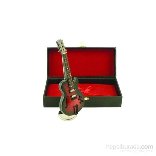 Minyatür Gibson Elektrogitar