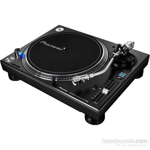 Pioneer DJ PLX-1000 / Profesyonel DJ Pikap ( Siyah )