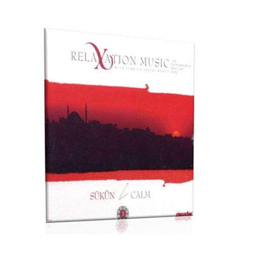 Relaxation Music 3: Sükun (Ney) - Hüseyin Özkılıç