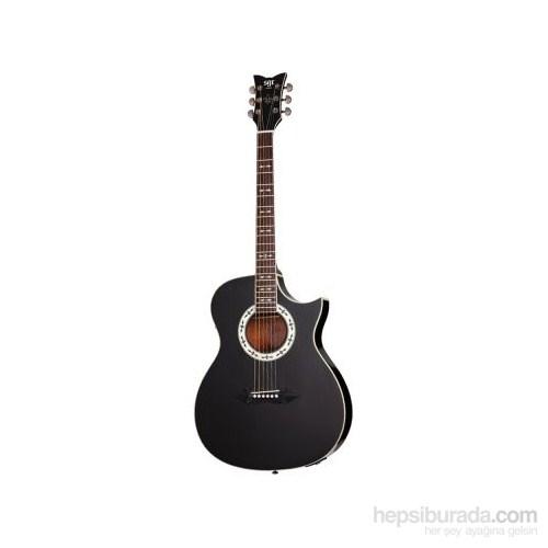 Schecter SGR SA-1 Elektro Akustik Gitar