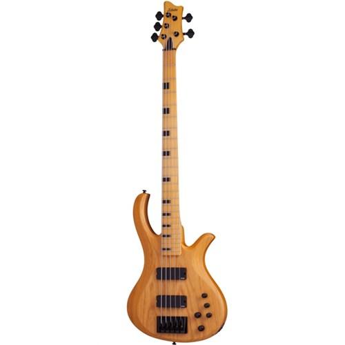 Schecter Riot Session-5 ANS Bas Gitar