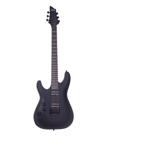 Schecter Stealth C-1 SBK Solak Elektro Gitar