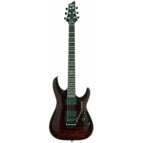 Schecter Damien Elite 6 Fr Elektro Gitar