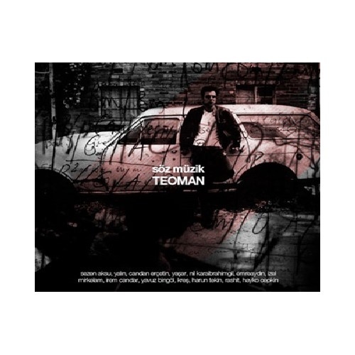 Teoman - Söz Müzik Teoman (Plak)