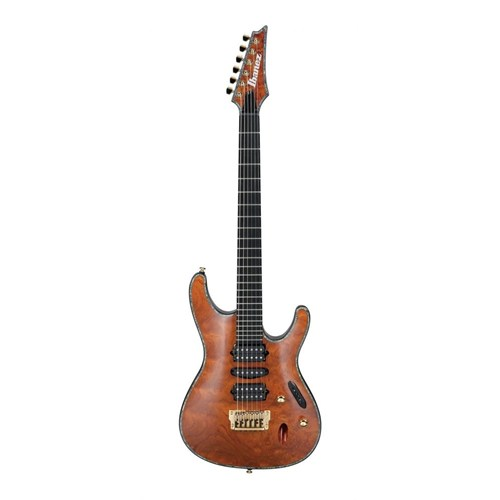 IBANEZ SIX70FDBG NT Iron Label Elektro Gitar