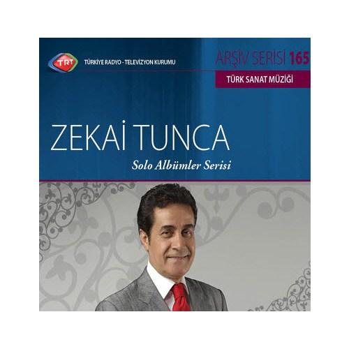 TRT Arşiv Serisi 165: Zekai Tunca - Solo Albümler Serisi