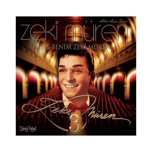 Zeki Müren - İşte Benim Zeki Müren 3 (CD+Kitap)