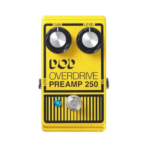 Digitech DOD 250 Overdrive Analog Pedal