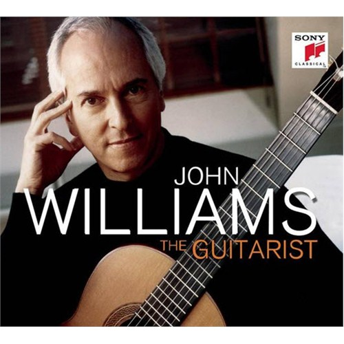 John Williams - The Guitarist (3 CD)