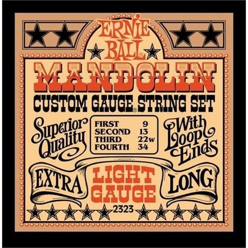 Ernie Ball P02323 Light Mandolin Teli