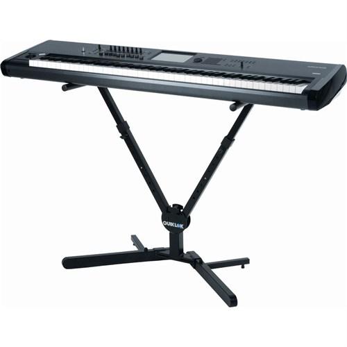 Quik Lok QLY40 Y-Style Ayarlanabilir Katlanabilir Klavye Standı