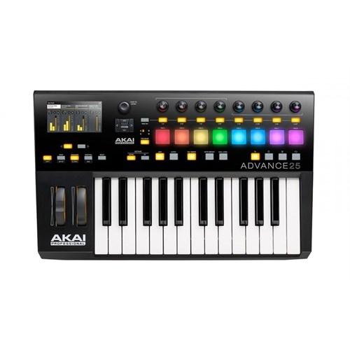 Akai ADVANCE 25 Music Production Suite 25 Tuş Midi Klavye