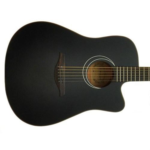 Moon Dg120cbk Akustik Gitar