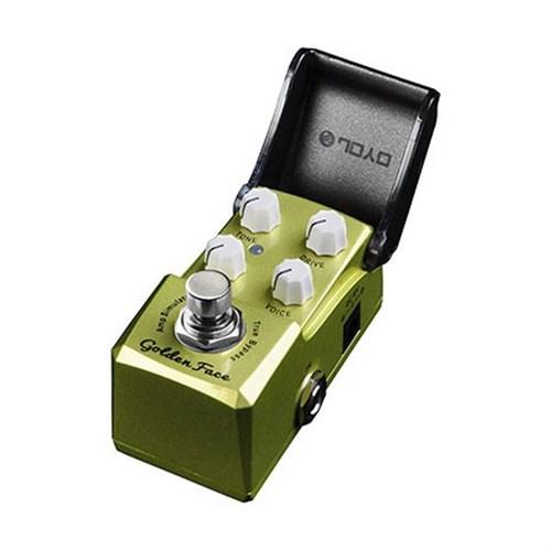 Joyo Jf308 Golden Face Marshall Tipi Amp Simulator