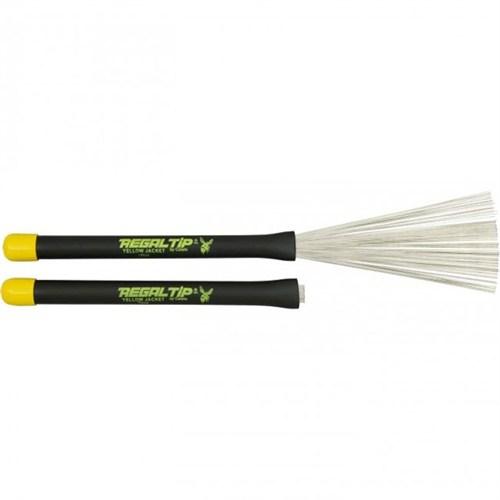 Regal Tip 505Yj Yellow Jackets Throw Brush