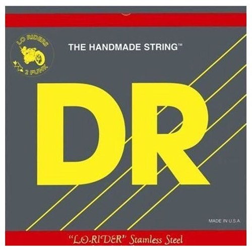 Dr Strings Mlh-45 Lo Rider 45-65-80-100 Bas Gitar Teli