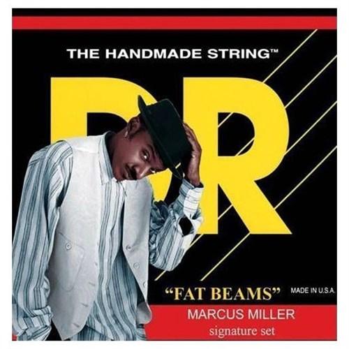 Dr Strings Mm-40 Fat-Beams 40+60+80+100 Bas Gitar Teli