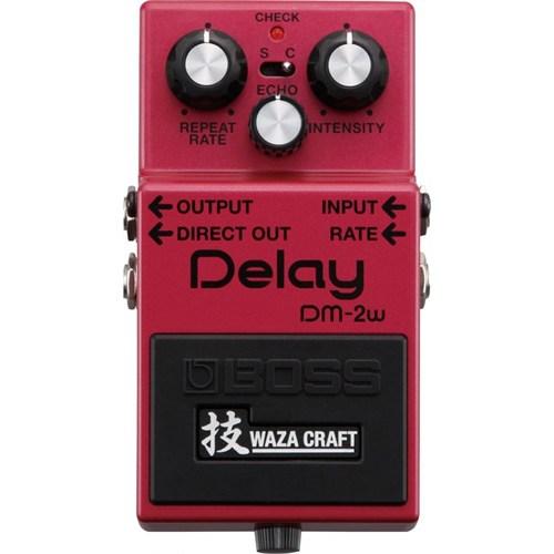 Boss DM-2W Waza Craft Delay Pedal