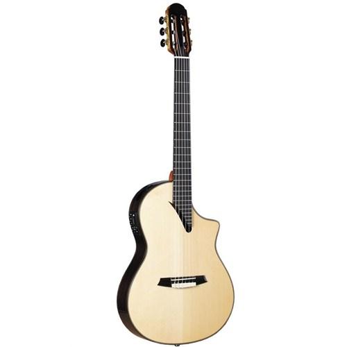 Martinez Mscc-14Rs (Fishman) Stage Elektro Klasik Gitar