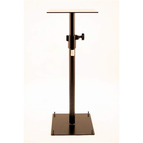 Ctt K6b Hı-Fı Stand Uzun Yükseklik Ayarlı Kare Tabla