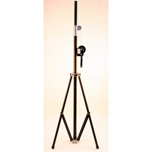 Ctt K5 A Işık Standı Çıkrıklı 3 Mt Yükselimli Kılıflı