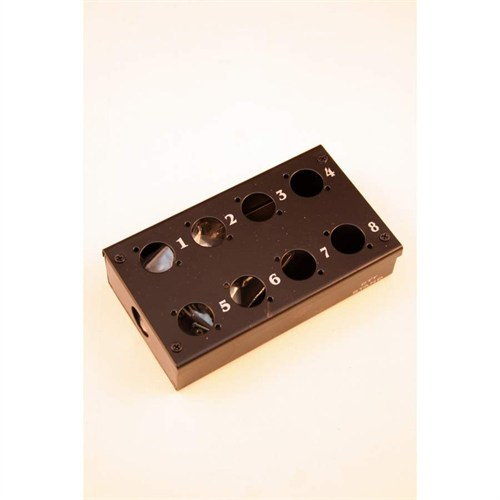 Ctt Sb8 Stage Box 8 Li Kablo Adaptörlü Ve Numara Baskılı