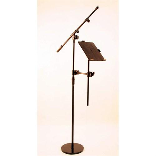 Ctt M5Akıpt Solist Mikrofon Standı Ipad Aparatlı T