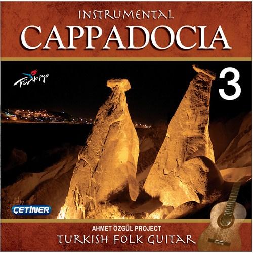 Cappadocia 3: Turkish Folk Guitar