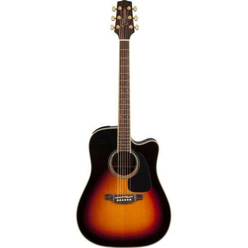 Takamine GD51CE-BSB GLS TP44-TD Elektro Akustik Gitar