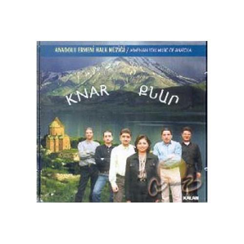 Knar - Anadolu Ermeni Halk Müziği (CD)