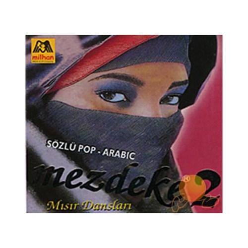 Mezdeke 2 Mısır Dansları (cd)