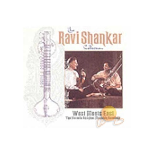 Ravi Shankar - West Meets East