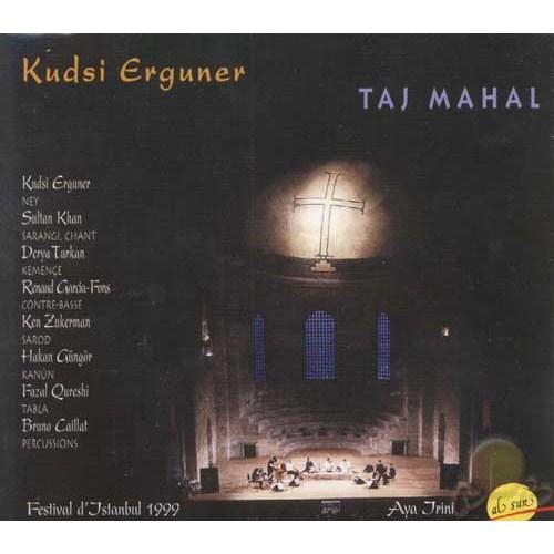 Taj Mahal (kudsı Erguner) (cd)