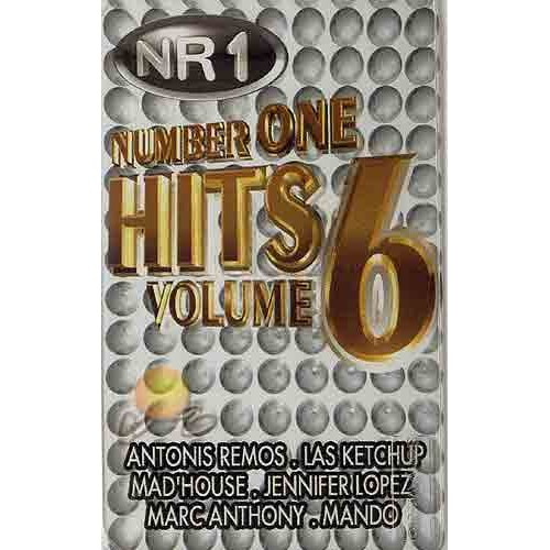 Number One Hits Volume 6 (cd)