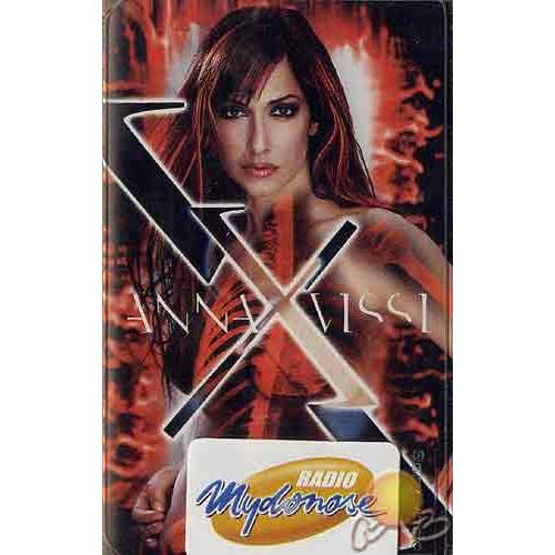 X (anna Vıssı) (cd)