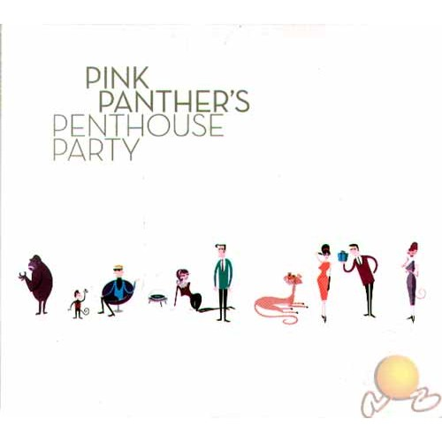 Penthouse Party (Pink Panter''s) (cd)